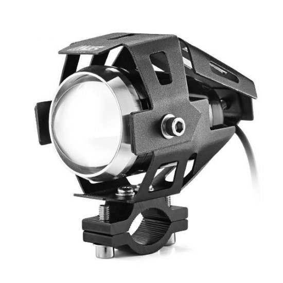 Headlight Hi/Low Beam Strobe Spotlight (BAN001G) - Click Image to Close