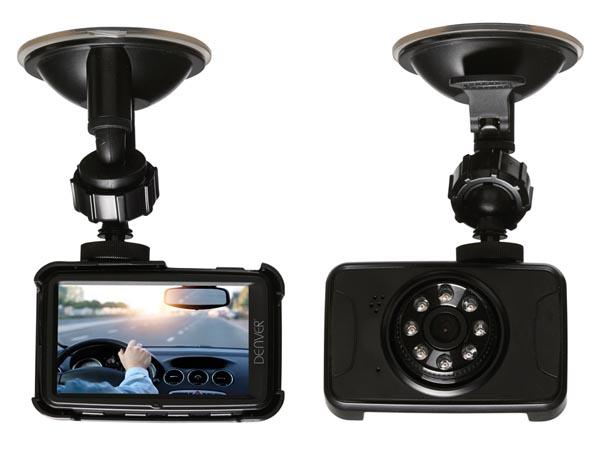 CCT-5001MK2 - CAR CAMERA WITH 2.7 LCD DISPLAY (ALV18G)