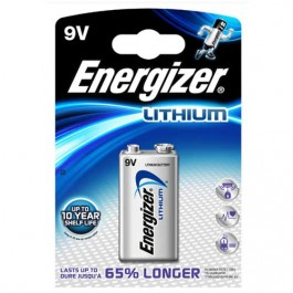 ENERGIZER BATTERY PP3 (AMY66G)