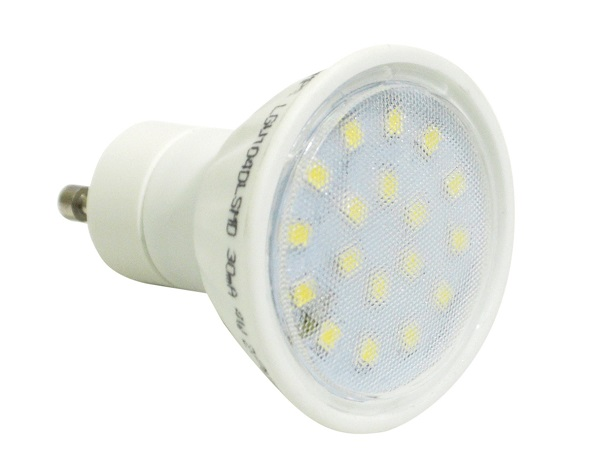 Crompton 240 V 4 W LED 25,000 Hr 110 Degree GU10 (APM96G)