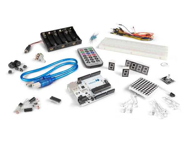 DIY STARTER KIT FOR ARDUINO (ARD104E)