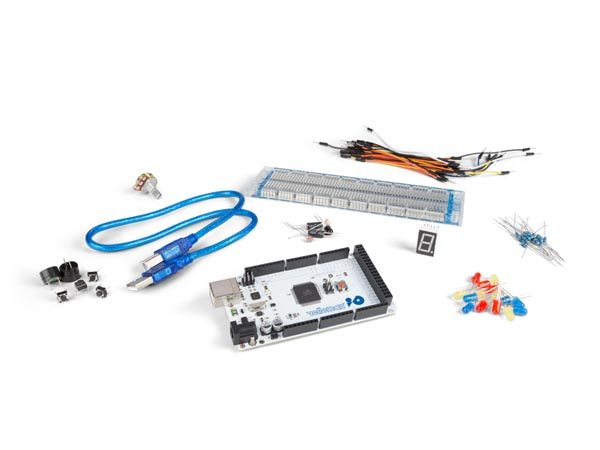 BASIC DIY KIT WITH ATMEGA2560 FOR ARDUINO (ARD105E)