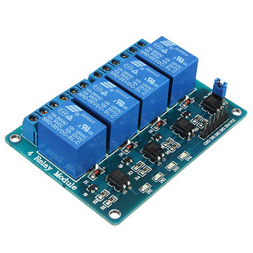 4 Channel Relay Module For Arduino (ARD19E)