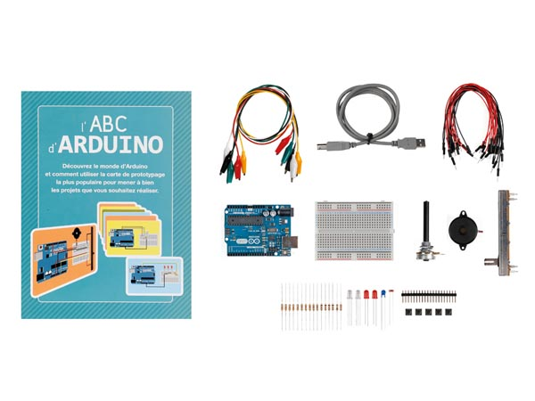 Arduino Uno Educational kit (ARD42E)