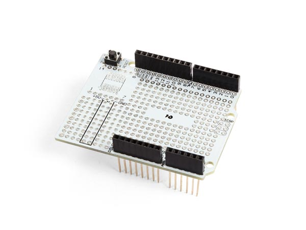 COMPATIBLE EXPANSION BOARD FOR ARDUINO UNO R3 (ARD56E)