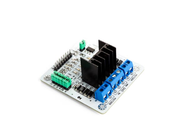 L298N DUAL BRIDGE DC STEPPER CONTROLLER BOARD (ARD92E)
