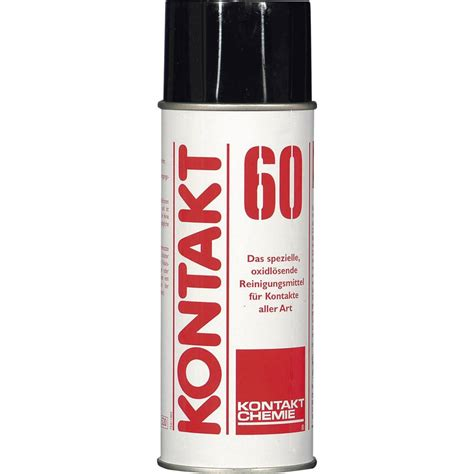 KC KONTAKT 60 CONTACT CLEANER 200ml (ELL58G)