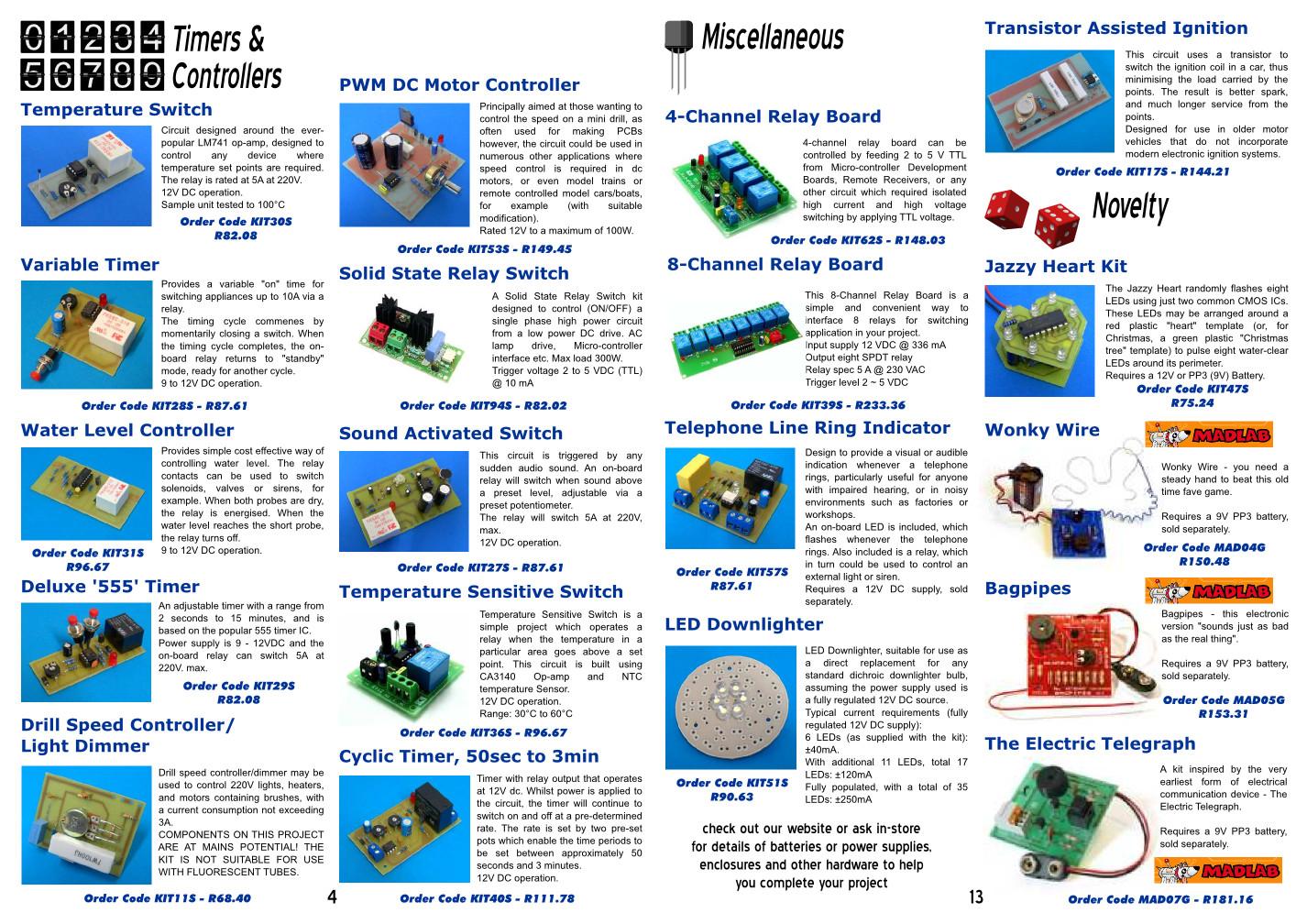 Kits : Yebo Electronics