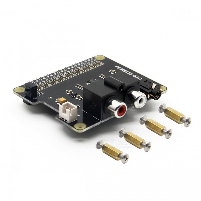 HIFI Expansion Board For Raspberry Pi (RAS02G)