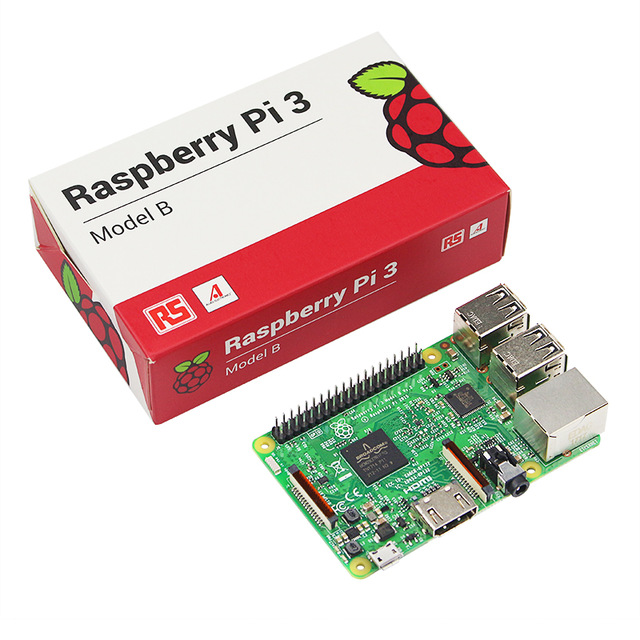 Raspberry Pi 3 Model B ARM Cortex (RAS03G)