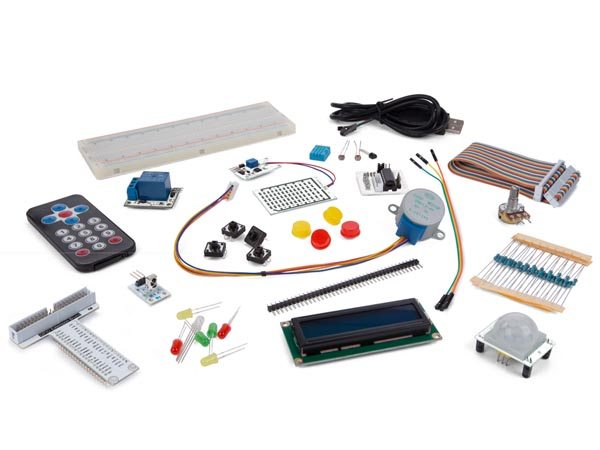 DIY KIT FOR RASPBERRY PI (RAS07G)