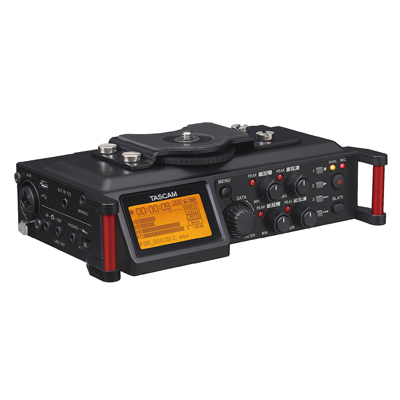 Tascam DR-70D 4-channel audio recorder (TAC213)