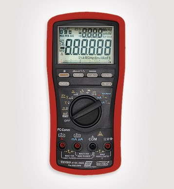 DIGITAL MULTIMETER Type TBM869 (TED00C)