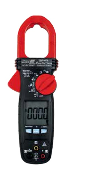 Clamp Meter Digital 600A AC/DC 35mm Jaw 3 Digit (TED12S)