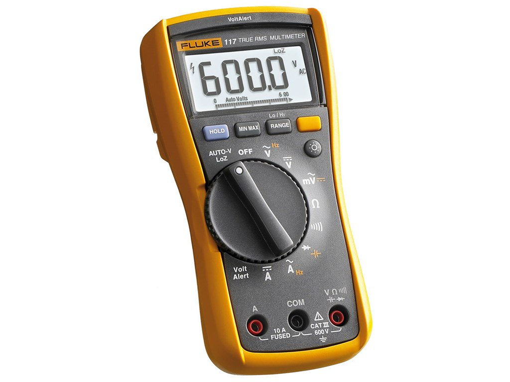 Fluke 117 True RMS Multimeter (TED25S)