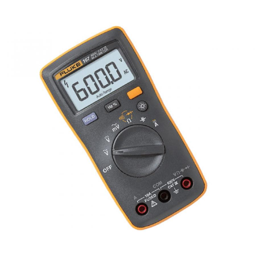 Fluke 107 Palm Sized DMM (TED26S)