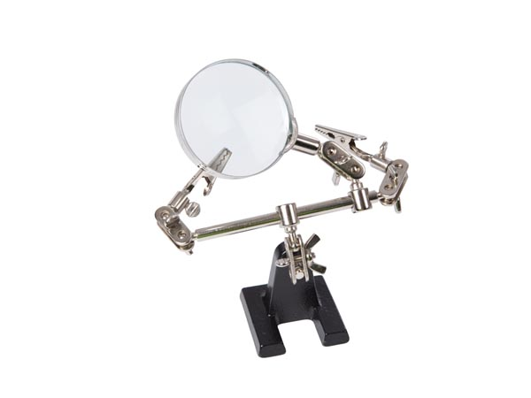 HELPING HAND WITH MAGNIFIER (COMPACT) (VEL13E)