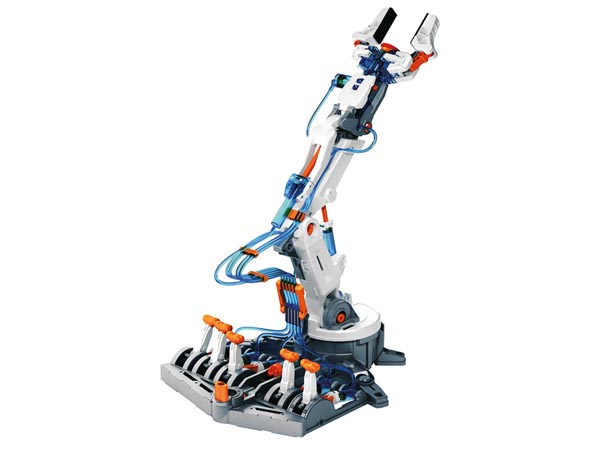 HYDRAULIC ROBOTIC ARM (KSR12) - Click Image to Close