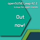 SUSE 42.1 Side