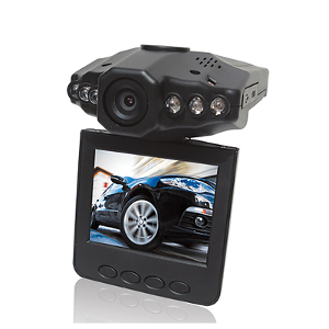 Forward Facing Vehicle Camera with 8GB SD Card (ALV58G)