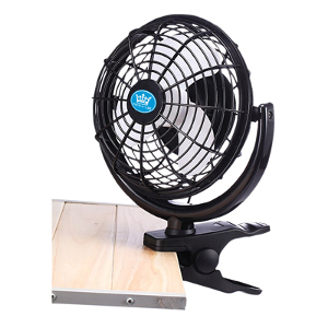 6inch USB Power / Battery Power Clip Fan (ALZ83G)