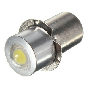 1W White Led Torch Bulb (AMB13G)