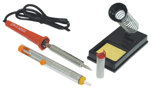 High Quality Mains Powered Soldering Iron Kit (AMY29G)