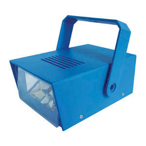 Cheetah Battery Operated LED Mini Stobe Blue (ANK16G) - Click Image to Close