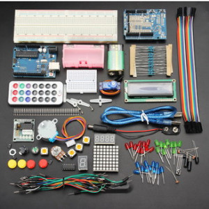 UNO Basic Starter Learning Kit, Version 2 (ARD03E)