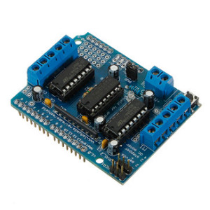 Motor Drive Shield L293D For Arduino (ARD07E) - Click Image to Close