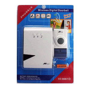 Digital Wireless Door Chime (CPT36S)