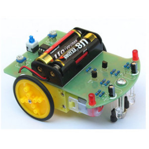 Tracking Robot Kit (KIT92S)