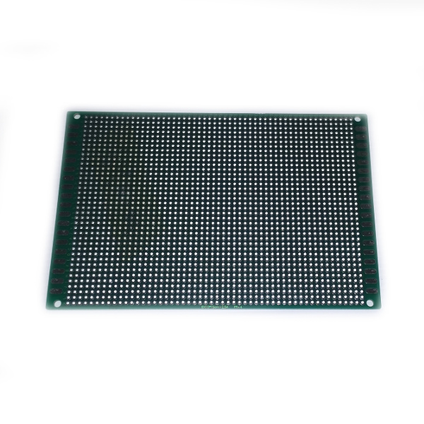 Double Sided Matrix Board, 100 x 150mm (POL21H)