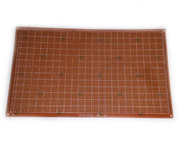 Single Sided Matrix Board, 180 x 300mm (POL24H)