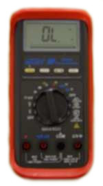 Digital Multimeter Type TBM812 (TED17S) - Click Image to Close