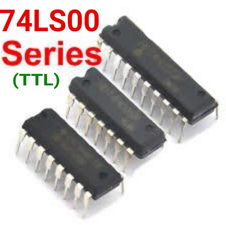 74LS258 - Quad data select/multiplexer (SEQ18H)